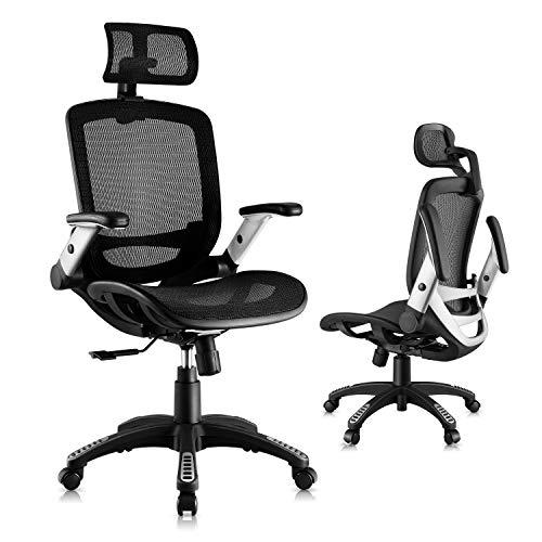 Gabrylly Ergonomic Meshfice Chair