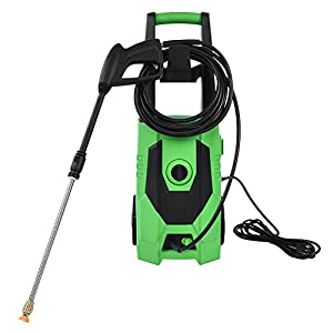 AYNEFY Electric Pressure Washer, High Pressure Electric Washer 2100PSI Power Cleaner Machine with Nozzle Gun Spray 1800W…