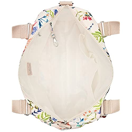 Kipling Women/'s Melissa Coated Handbag One Size Lacquer Pearl