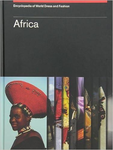 Encyclopedia of world dress and fashion oxford