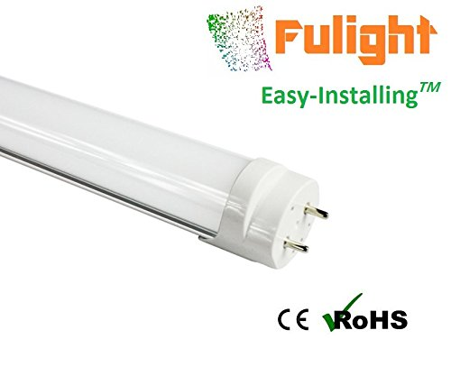 Fulight Easy-Installing ¤ T8 LED Tube Light - 2FT 24