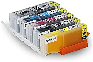 Comestible impresora Bundle sistema incluye INKUTEN ...