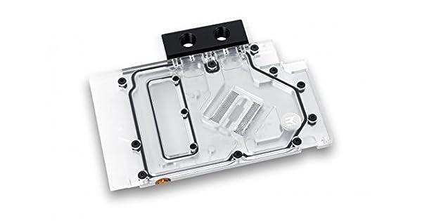 Amazon.com: EK-FC rx-480 para tarjetas gráficas radeon ™ RX ...