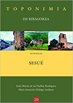 Como Descargar Torrents Toponimia De Ribagorza. Municipio De Sesué De PDF A PDF
