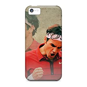 Iphone 5c Case Cover Happy Birthday Roger Federer Case - Eco-friendly Packaging