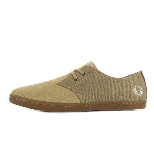 Fred Perry Byron Low Suede B9027938, Turnschuhe