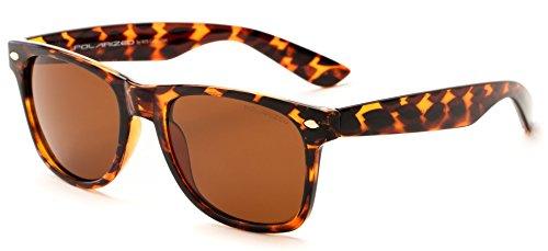 Tortoise Frame Inexpensive Unisex Polarized Retro - Inexpensive Eyewear