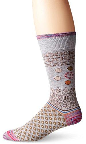 Albion Crew Sock, Light Grey, Shoe size7.5-12/Sock size:10-13 ()