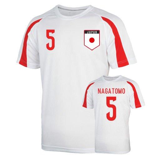UKSoccershop Japan Sports Training Jersey (nagatomo 5) - Kids
