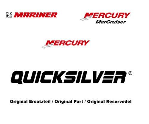Quicksilver O-ring - Mercury/Quicksilver O Ring Fill/Drain Screw