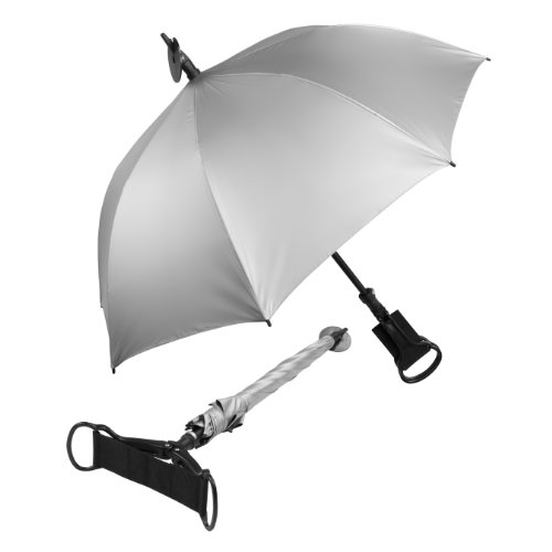 Haas-Jordan The Spectator Umbrella/Walking Stick/Seat Cane (Umbrella Seat)
