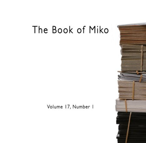 Book of Miko (Volume 17, number 1) pdf