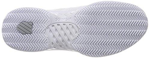 Tennis Hypercourt Express HB Highrise Bianco Scarpe Uomo Performance Swiss da 107m White K xEWq4f0n0