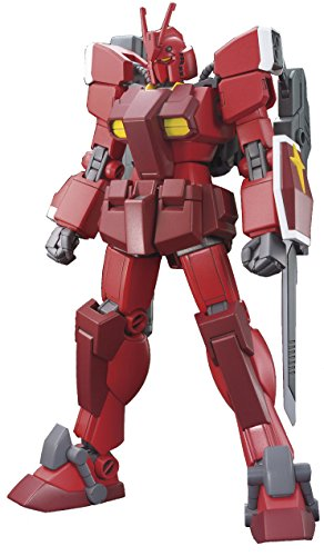 (Bandai Hobby HGBF 1/144 Gundam Amazing Red Warrior Model)
