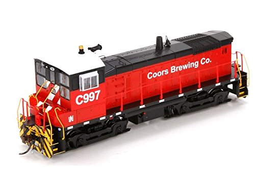 Athearn - HO RTR SW1000, Coors Brewing Company # C-997