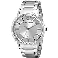Emporio Armani Men's AR2478 Dress Silver Watch