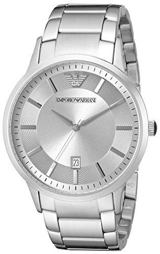 Emporio Armani Men's AR2478 Dress Silver - 2014 Emporio Armani