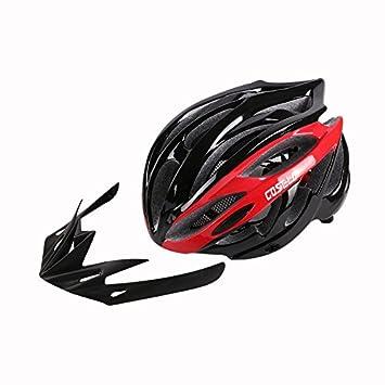 210g Ultra Ligero Ciclismo Bicicleta de carretera Bicicleta MTB Casco de seguridad para bicicletas - Cascos