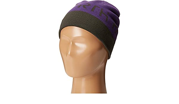 08a32b400ba Amazon.com  The North Face Kids Unisex Anders Beanie (Big Kids) Asphalt  Grey (Prior Season) SM (20