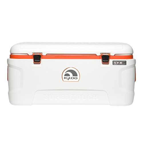 Igloo Super Tough STX Cooler, 120-Quart