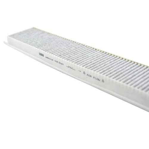 Mann-Filter CUK 5141 Cabin Filter With Activated Charcoal for select Jaguar models
