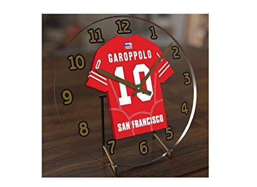 USA American Football Team Table Clocks - All N F L Colours Available - 7