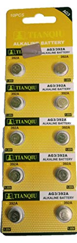 ag3 Button Battery - 8