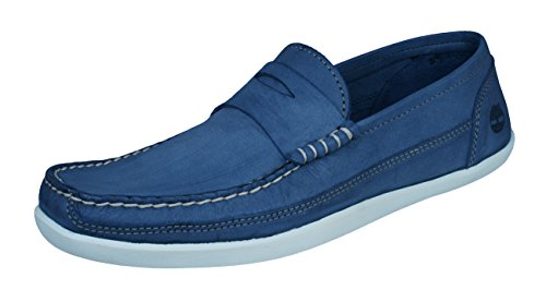 Penny Blue Timberland Beef Roll Homme Slipper xSnqqwd60
