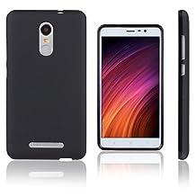Xcessor Vapour Flexible TPU Gel Case for Xiaomi Redmi Note 3. Black