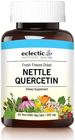 Eclectic Nettles Quercetin Freeze Vegetables