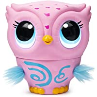 Owleez Flying Baby Owl Interactive Toy with Lights & Sounds