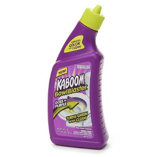 Kaboom BowlBlaster Liquid Toilet Bowl Cleaner - 24 oz (Pack of 2)