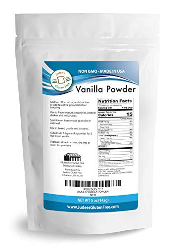 Top 10 powdered vanilla bean for coffee for 2020