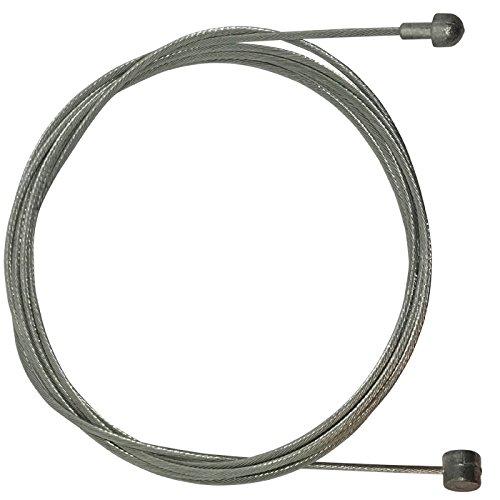 10 PCS 2100MM Universal Bicycle Bike Brake Inner Wire Cable for Mountain Road MTB Hybrid BMX Juvenile Shimano Sram Avid …