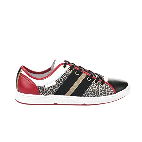 Leopard Pataugas Trainers Women's Trainers Leopard Women's Pataugas UqvnxHad
