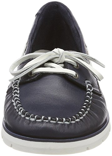MARCO TOZZI premio Women's 24613 Moccasins Blue (Navy/White 886) pay with visa for sale cheap sale 100% original outlet exclusive discount 2014 unisex NFnzT
