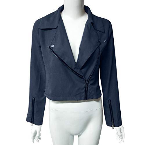 vêtements Donna Bzline Giacca Bzline Blu vêtements qIpTEwT