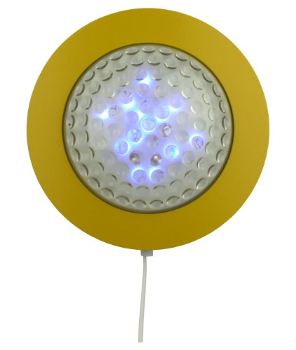 Niermann Standby LED Table Wall Lamp Prisma, Yellow by Niermann Standby