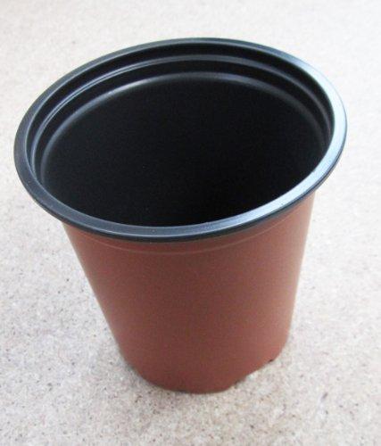 plastic pots for plants 250 - 6