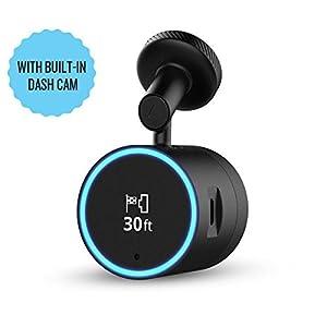 Garmin Speak Plus Dash Cam with Amazon Alexa Built-in, Dash Camera Looping Video and Memory Card, 010-01862-00