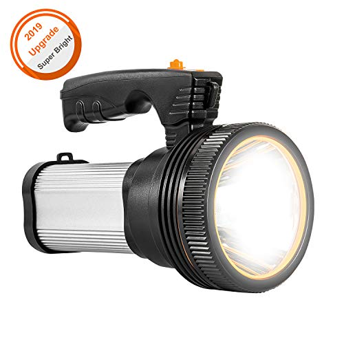 Rechargeable Flashlight Spotlight Searchlight Ultra long product image