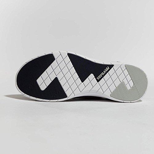 Pattino Pattino Supra Scissor Bianco-blu