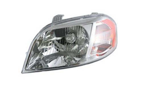 (Chevrolet Aveo Driver Side Replacement Headlight)