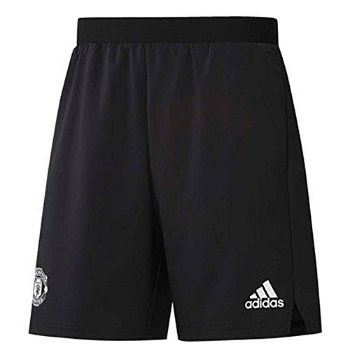 adidas 2017-2018 Man Utd UCL Training Shorts (Black) (Training Ucl)