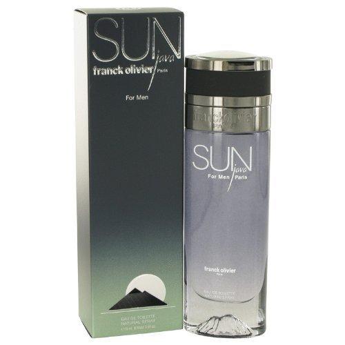 Sun Java Cologne by Franck Olivier, 2.5 oz Eau De Toilette Spray for Men