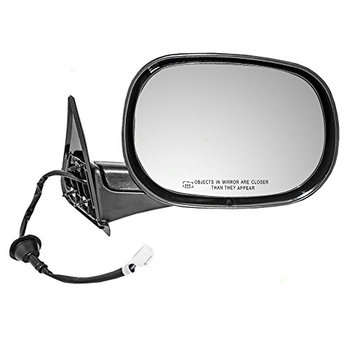 Passengers Power Side View Mirror Heated Replacement for Dodge Pickup Truck 55076488AB AutoAndArt