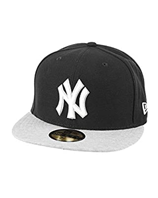 New Era Men's Fifty Flatbill Cap Jerteam York Yankees