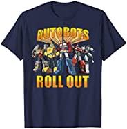 Transformers Group Shot Autobots Roll Out T-Shirt