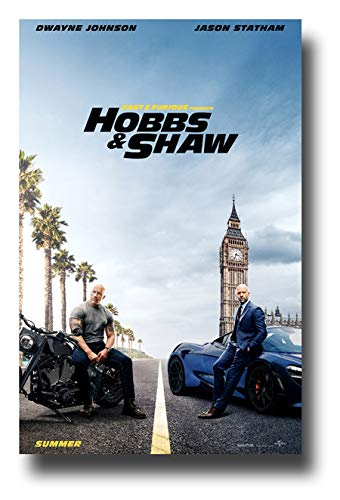 Nights And Weekends Fast Furious Presents Hobbs Shaw