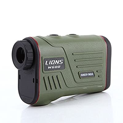 Wosports Rangefinder, Laser Range Finder for Golf Hunting by WoSports
